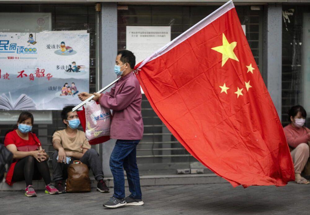 Événements d'avril en Chine
