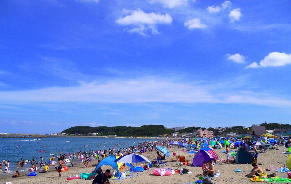 Ajigaura Beach, Hitachinaka, Ibaraki