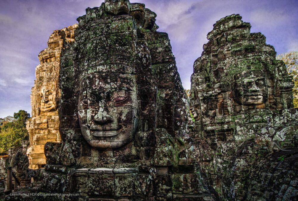 Angkor Wat au Cambodge Histoire