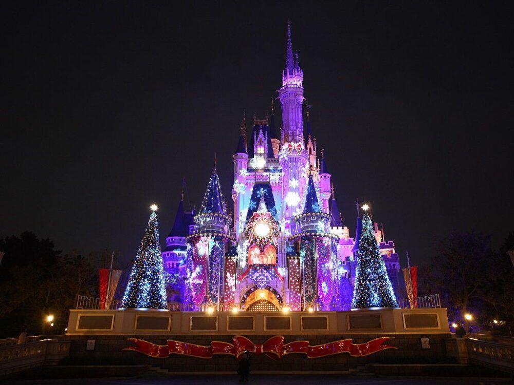 Découvrez Disney à Tokyo
