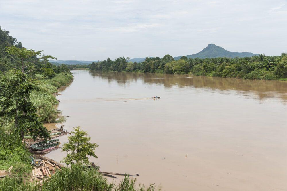 La rivière Kinabatangan