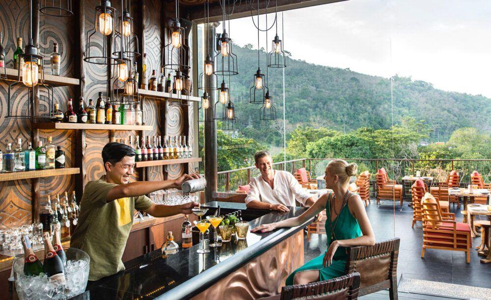 Le Beguiling Bar à Keemala