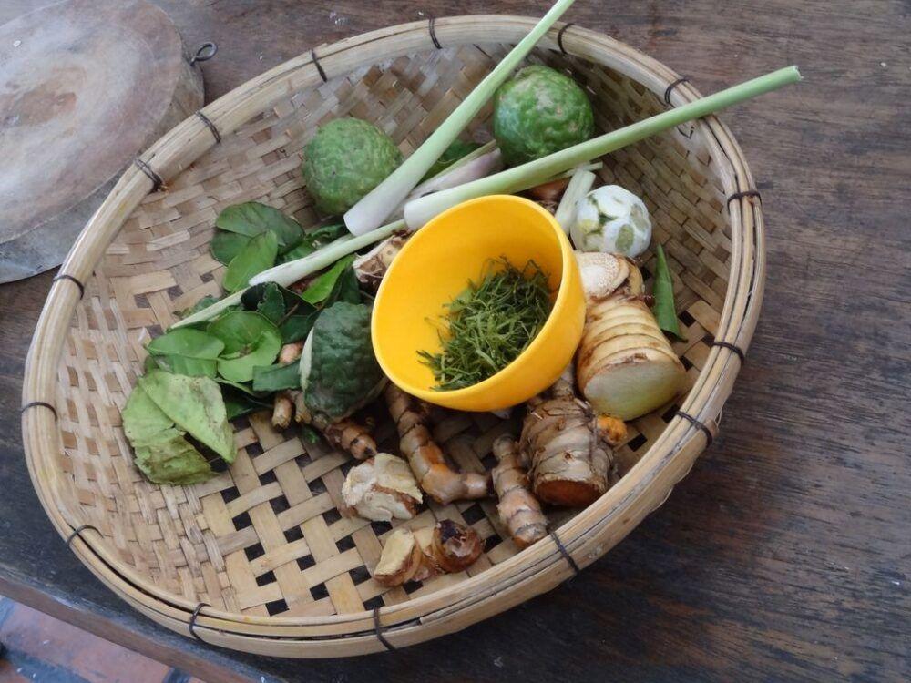 Les ingrédients secrets de la nourriture khmère