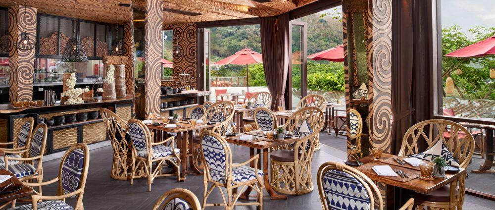 Mala, le restaurant de Keemala