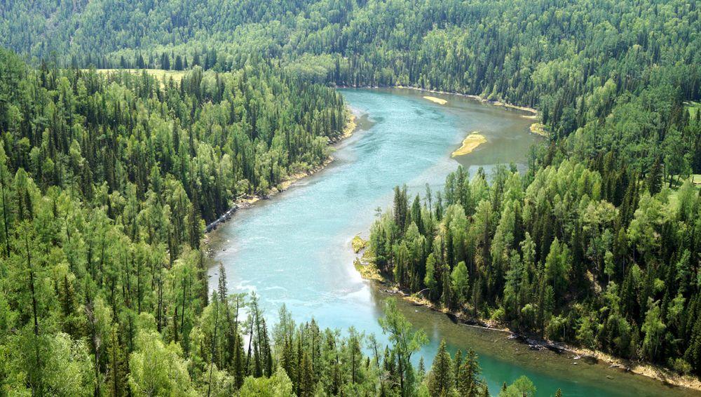 Réserve naturelle du lac Kanas