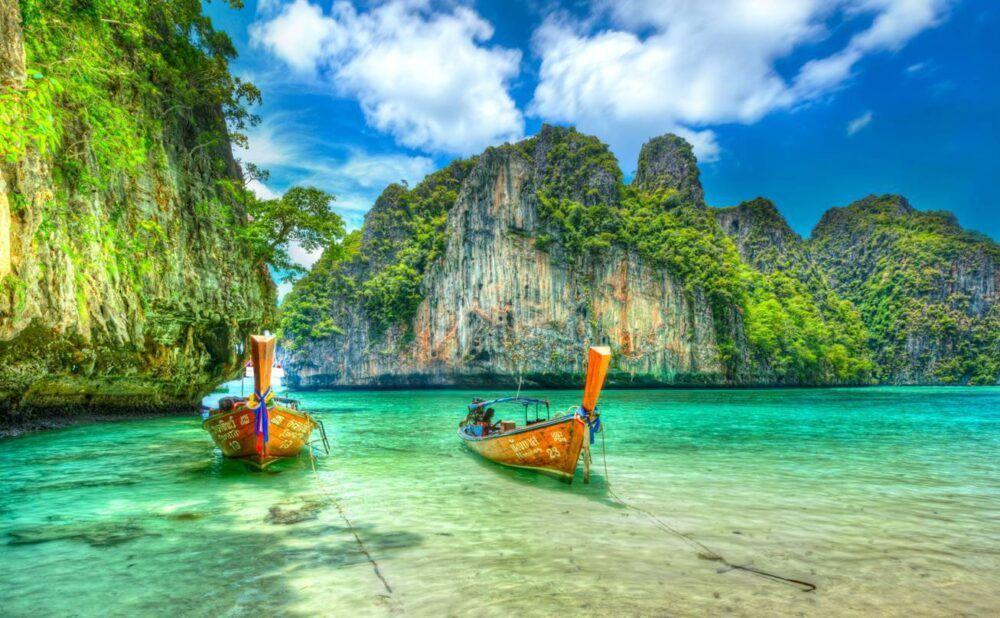 Rejoignez l'une des fêtes les plus sauvages de Thaïlande