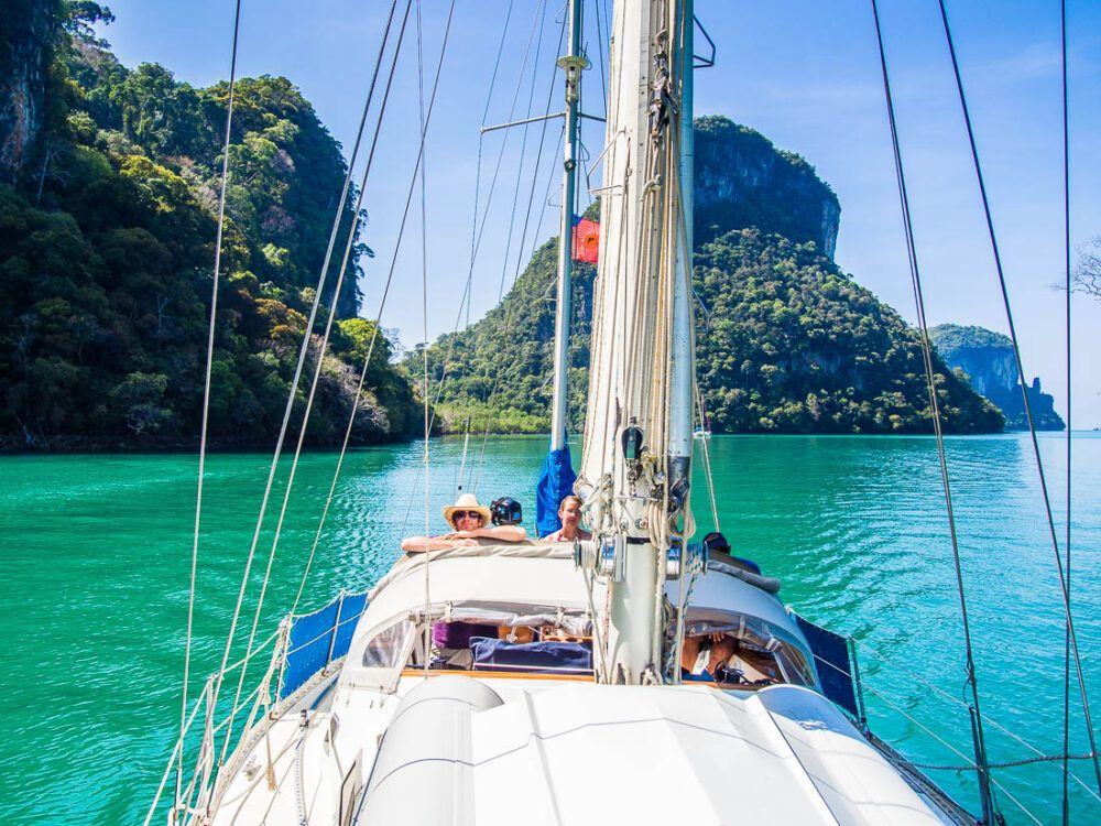 Sail Around the Islands