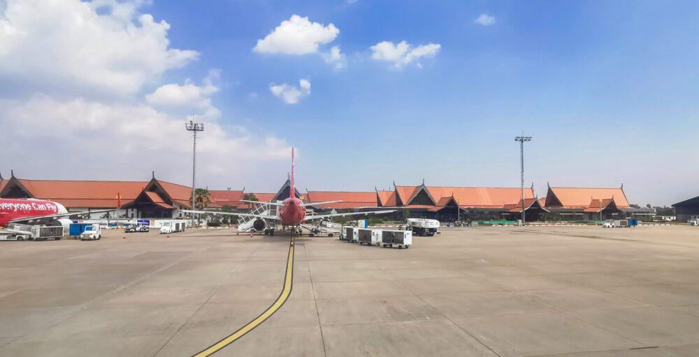 Siem Reap Parking