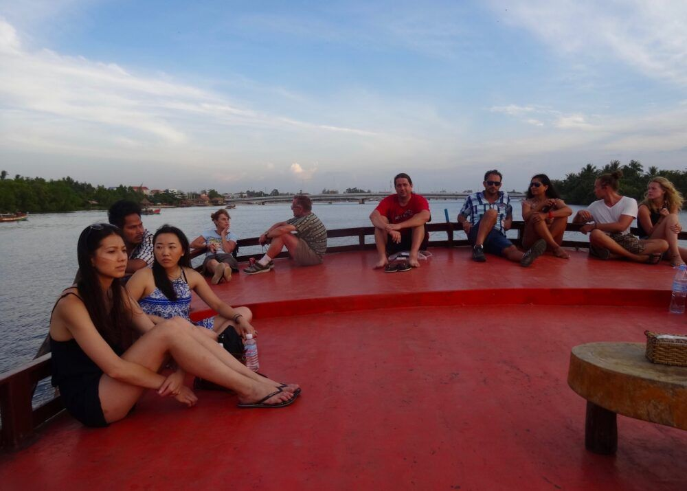 Take a Sunset River Cruise