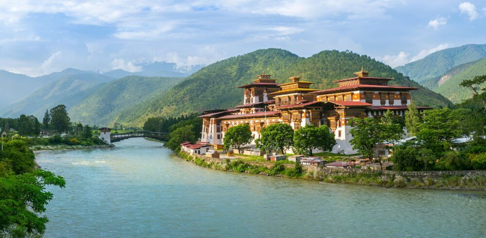 Voyager au Bhoutan
