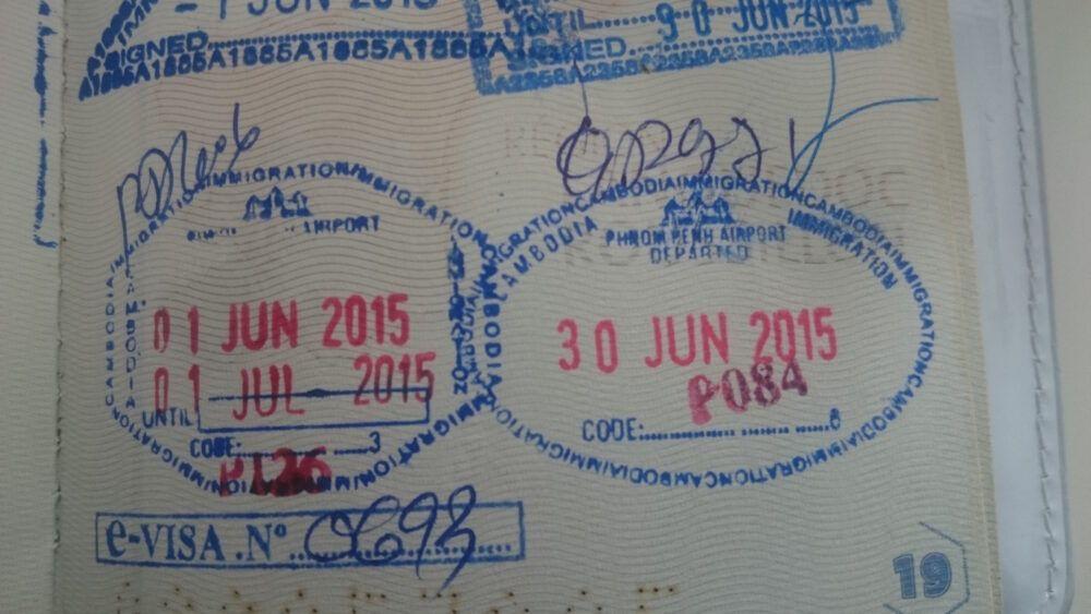 Ai-je besoin d'un visa pour me rendre au Cambodge ? 5