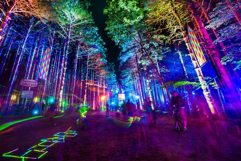 festival de musique du monde de la forêt tropicale