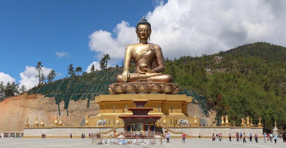 9 Choses à faire à Thimphu, Bhoutan 1