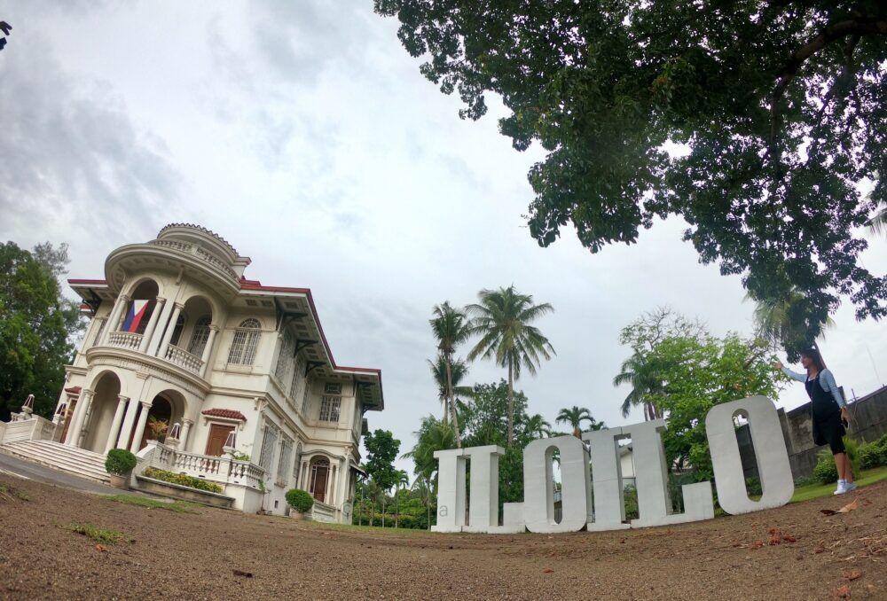 à Molo Plaza à Iloilo