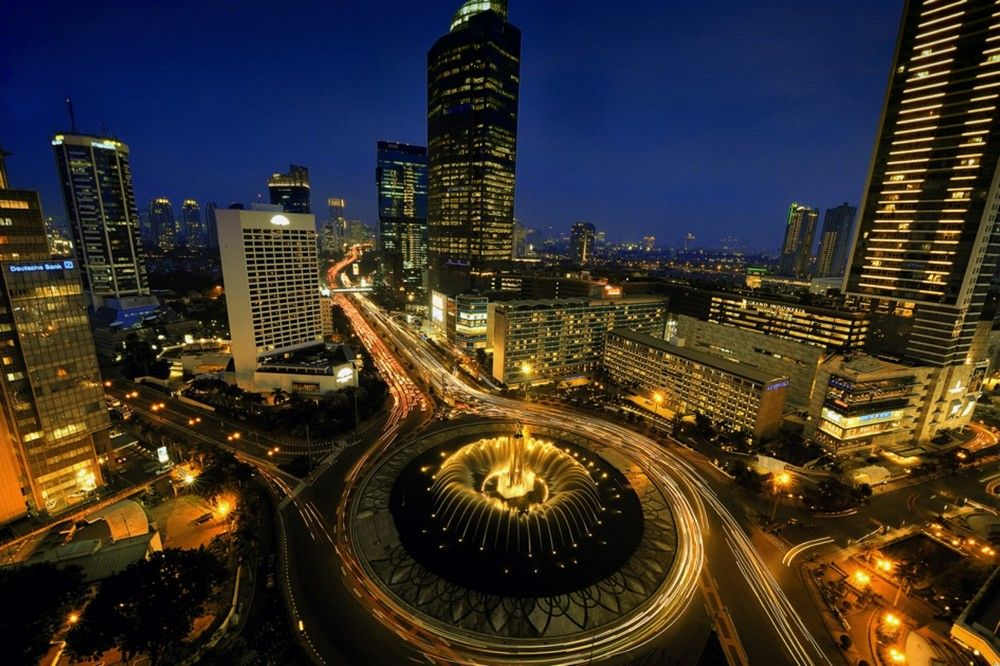voyage de Jakarta à Bali