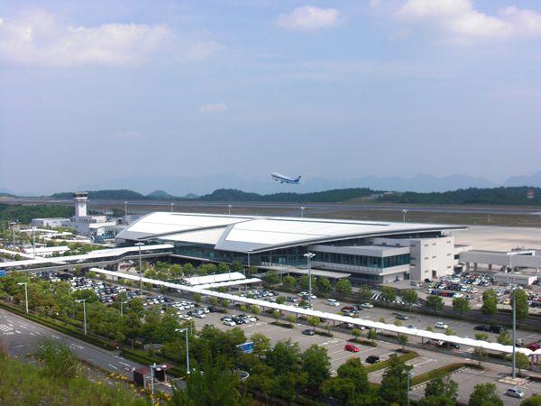 Aéroport de Hiroshima (HIJ)