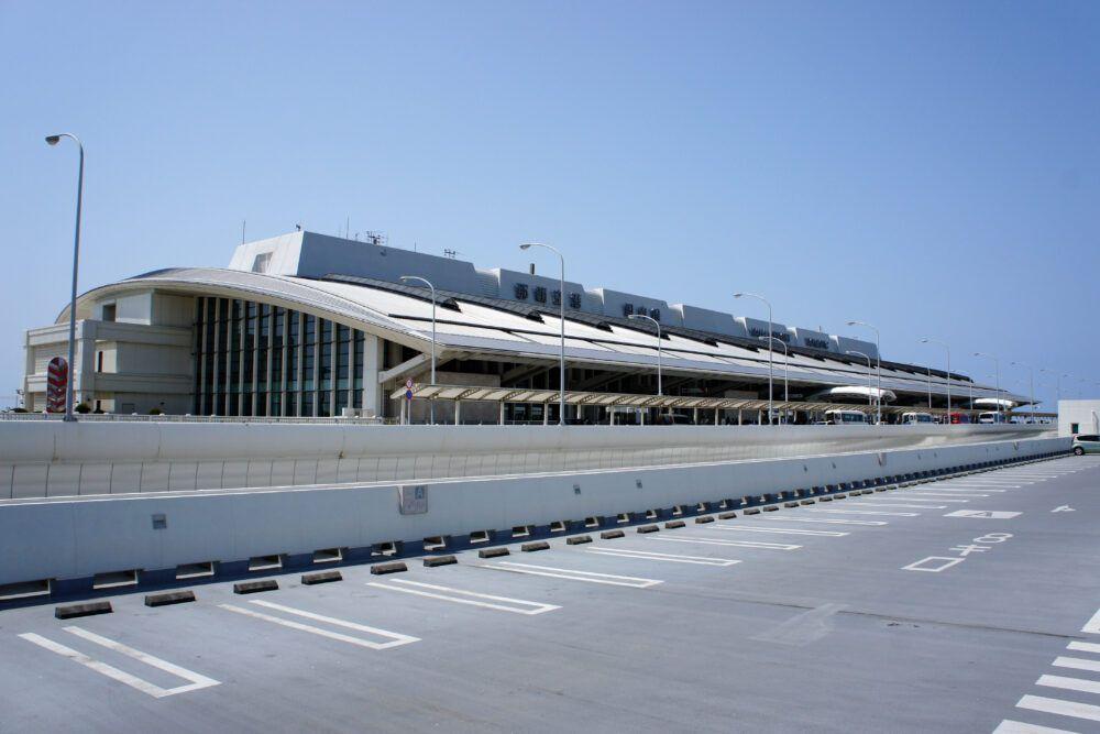 Aéroport de Naha (OKA)