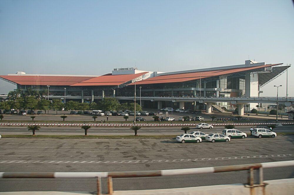 Aéroport international de Noi Bai