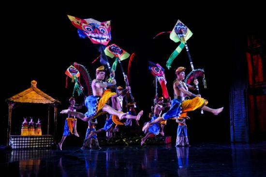 Assistez au spectacle de danse Devdan à Nusa Dua