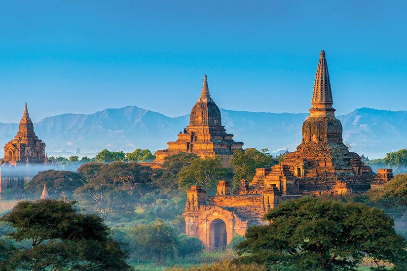 Birmanie / Myanmar