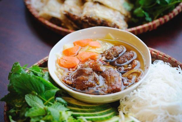 Bun Cha : La viande grillée fait toute la différence
