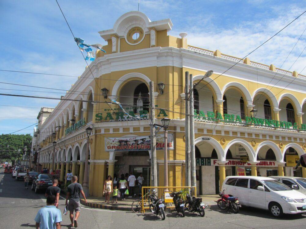 Calle Real à Iloilo