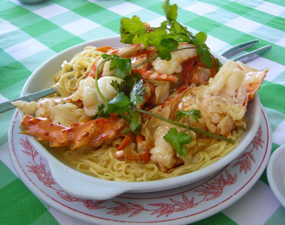 Cao Lau : Nouilles avec une recette super-secrète