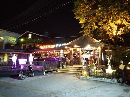 Chiang Mai Restaurants de fin de soirée