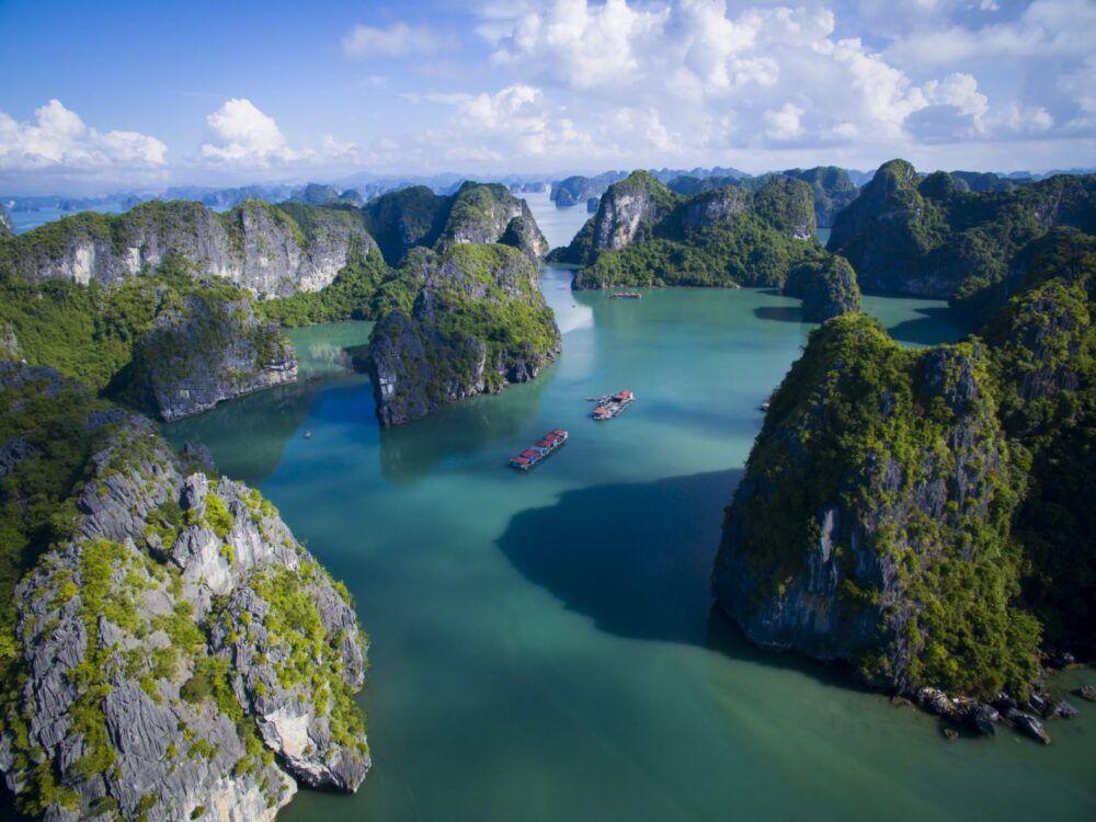 Choisir un voyage à forfait dans la baie d'Ha Long