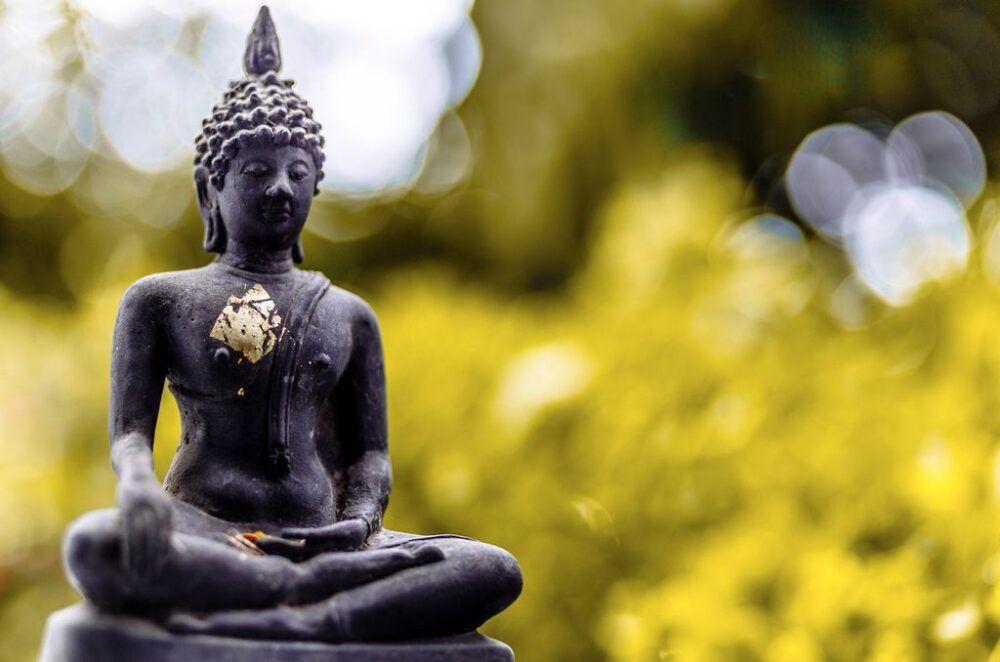 Comment agir près des images de Bouddha
