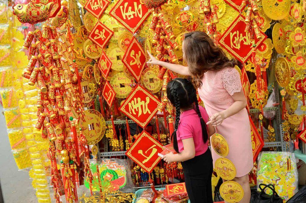 Comment les Vietnamiens célèbrent le Tet