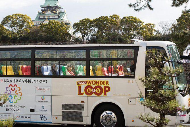 Comment prendre les bus d'Osaka