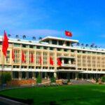 Fin de la guerre du Vietnam : le Palais de l'indépendance de Saïgon