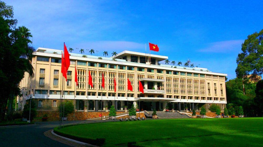 Fin de la guerre du Vietnam : le Palais de l'indépendance de Saïgon 7