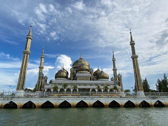Comment visiter la Mosquée de cristal