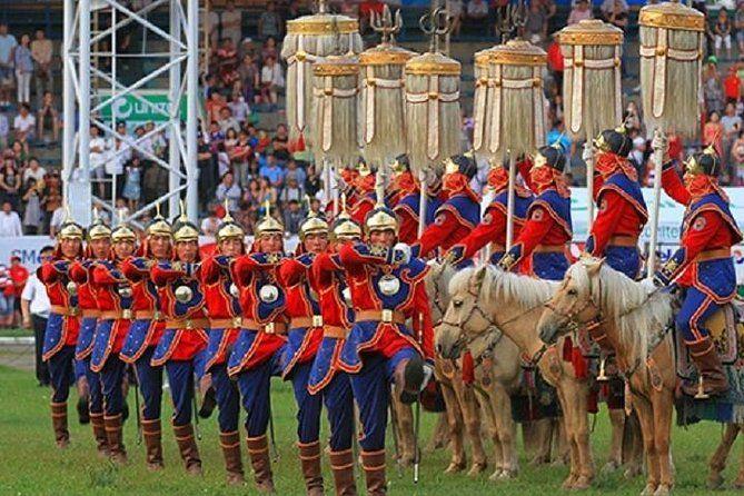 Découvrez le Festival du Naadam