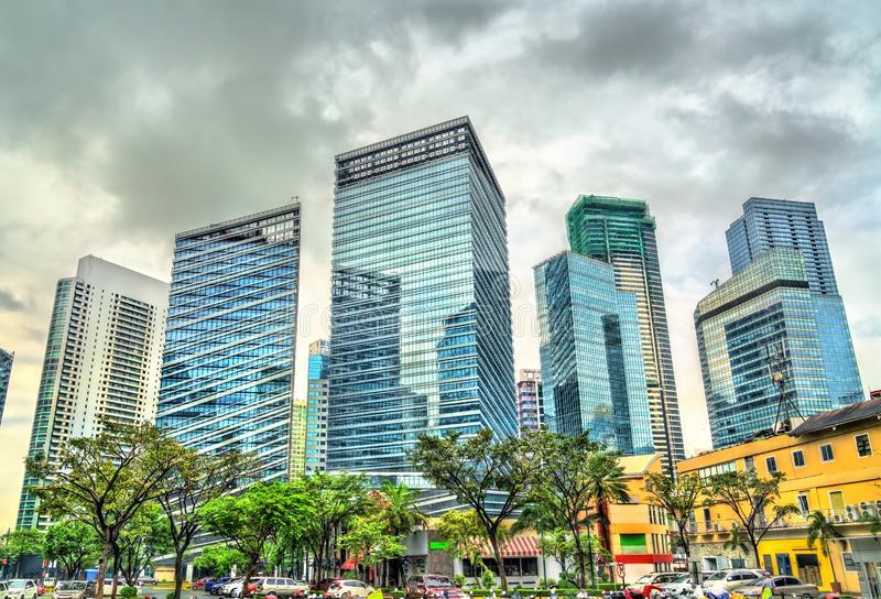 Découvrez le côté futuriste de Manille à Bonifacio Global City