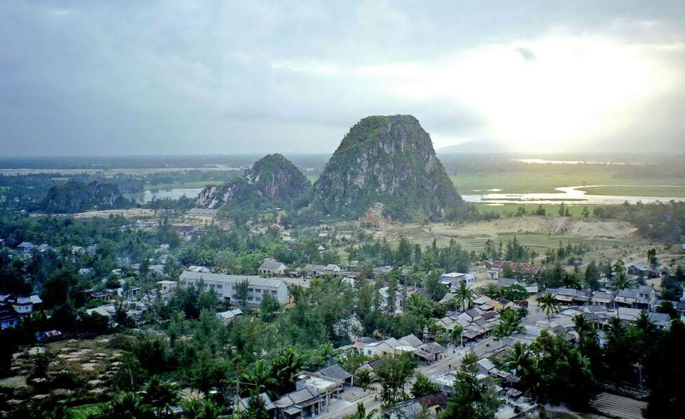 Da Nang, Vietnam - Montagnes de marbre