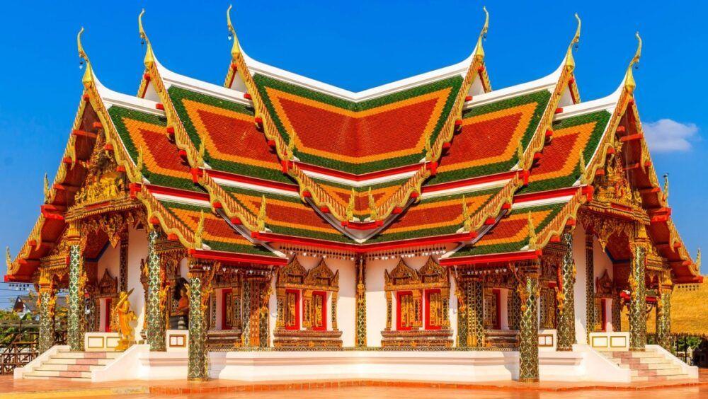 Droits d'entrée dans les temples et guides