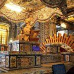 Exploration du tombeau de Khai Dinh - Un empereur mal aimé à Hue, Vietnam