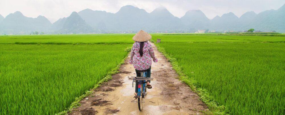 Explorez la campagne à pied ou à vélo