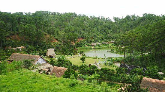 Explorez la campagne vietnamienne près de Chan May
