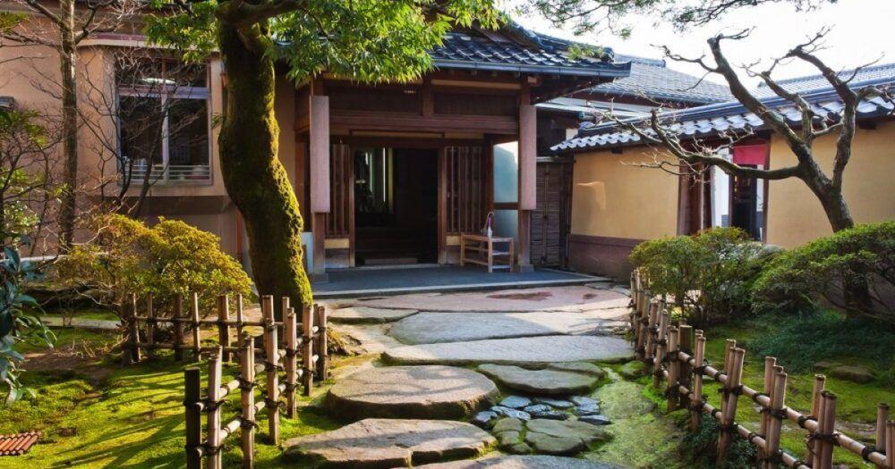 Explorez la maison du samouraï Nomura
