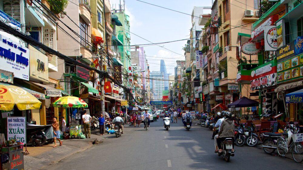Explorez la région de Pham Ngu Lao