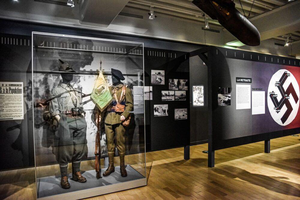 Expositions inquiétantes au Musée des restes de guerre