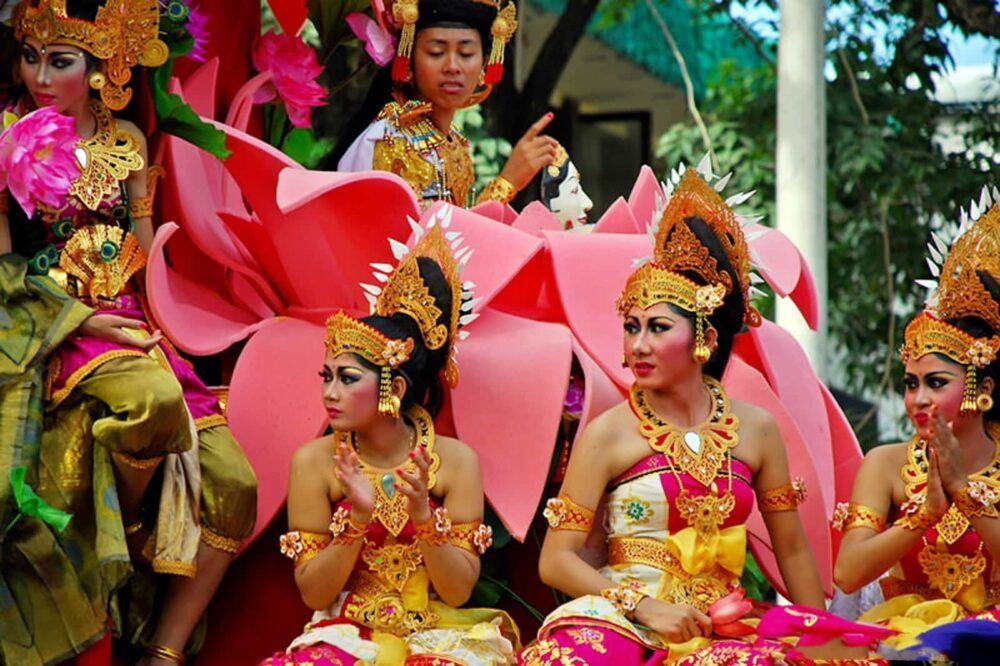 Festival des arts de Bali