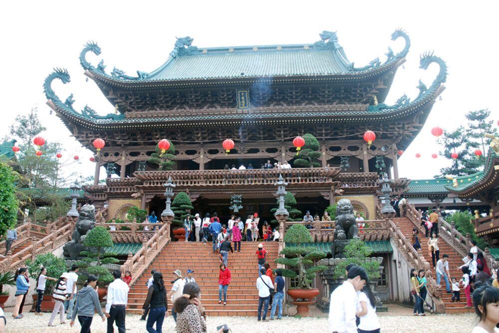 Festival des pagodes de parfum