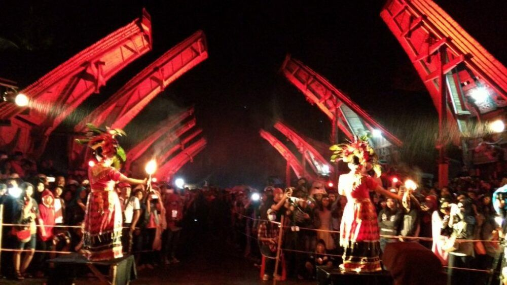 Festival international de Toraja