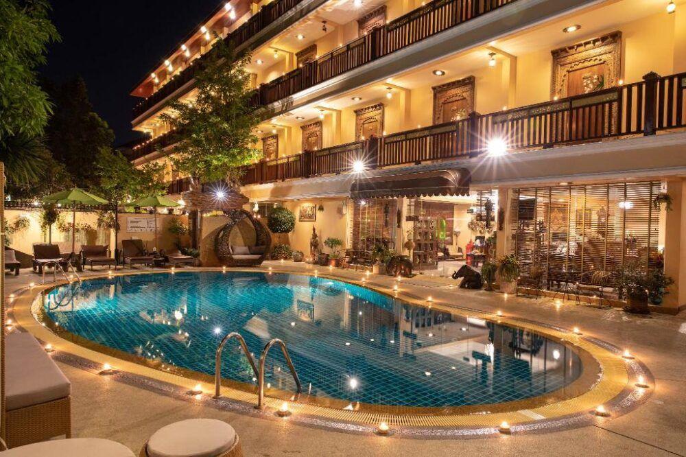 Hébergement à Chiang Mai