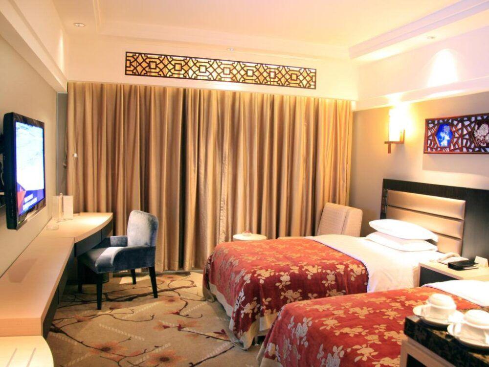 Les meilleurs hôtels bon marché de Guangzhou à moins de 100 3
